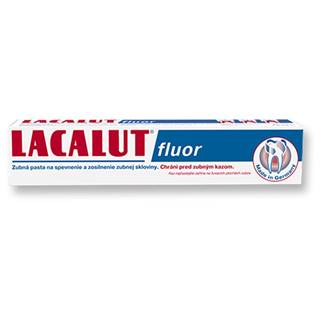 Lacalut Fluor zubná pasta 75 ml