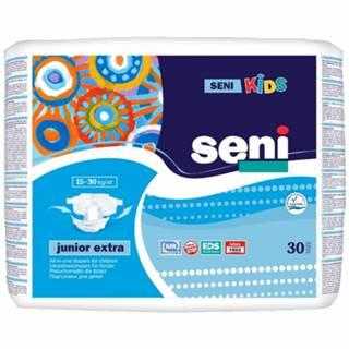 Seni Kids Junior extra plienkové nohavičky 30 ks