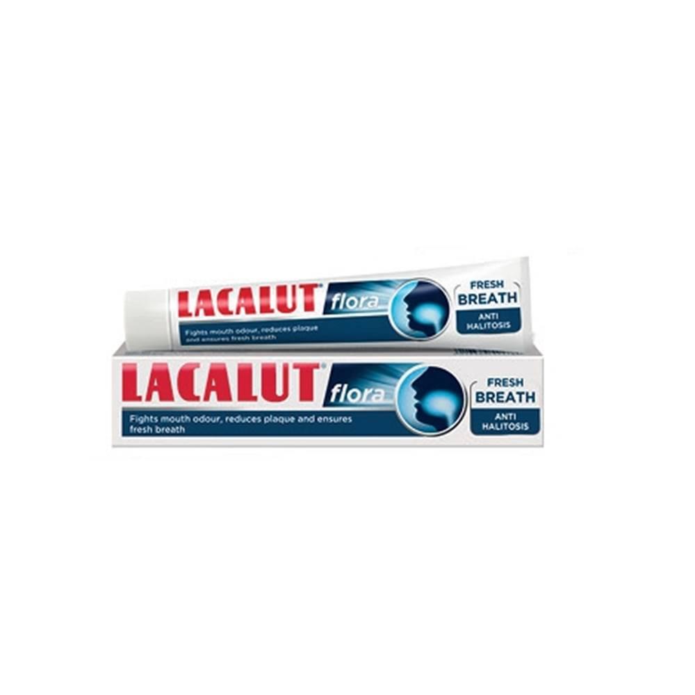 Lacalut flora zubná pasta 75 ml