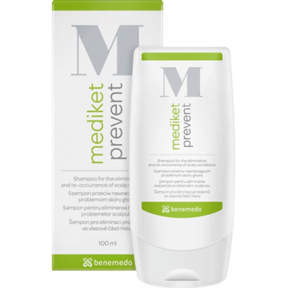 Mediket Prevent šampón 100 ml