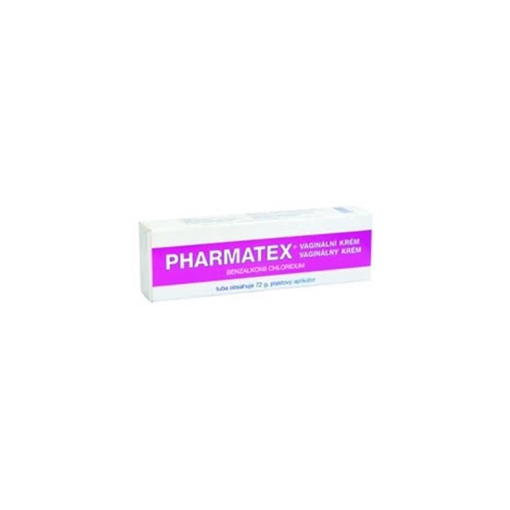 Pharmatex  vaginálny krém 72 g