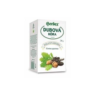 Herbex Dubová kôra sypaný čaj 50g