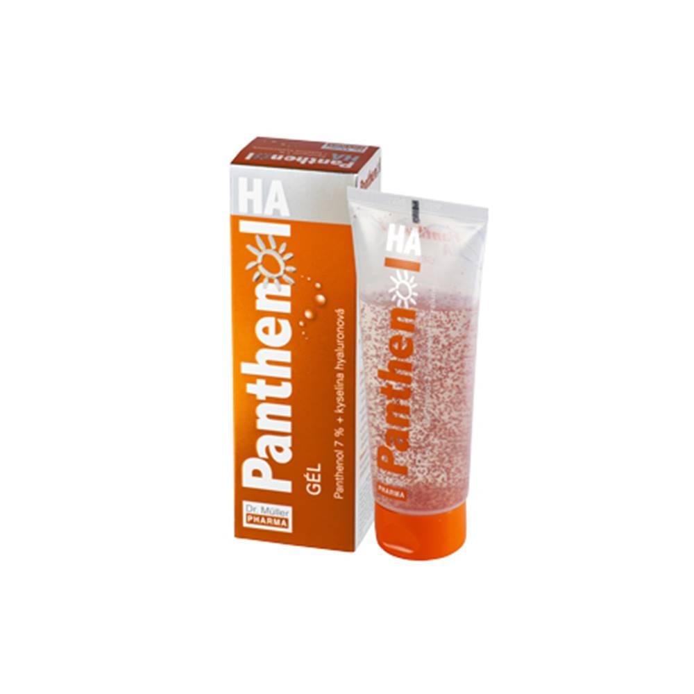 Dr. Müller Panthenol HA gél 7% 100 ml
