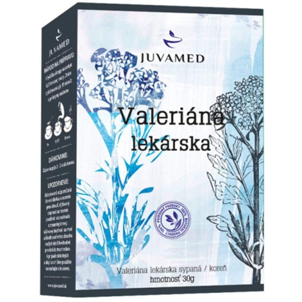 Juvamed VALERIÁNA LEKÁRSKA - KOREŇ sypaný čaj 30 g