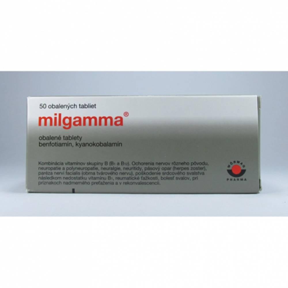 Milgamma 100 tbl