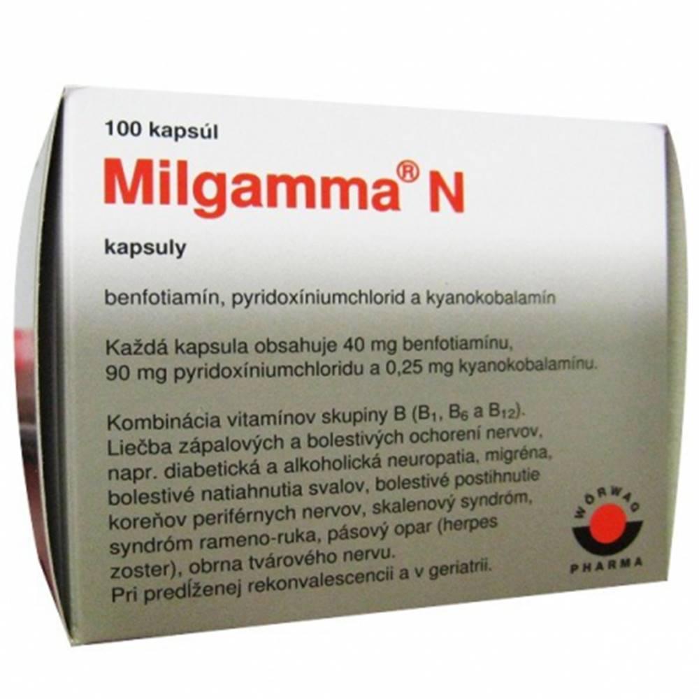 Milgamma N 100 cps