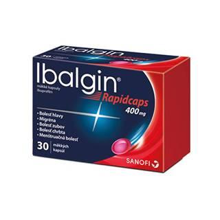 Ibalgin Rapidcaps 400 mg 30 cps