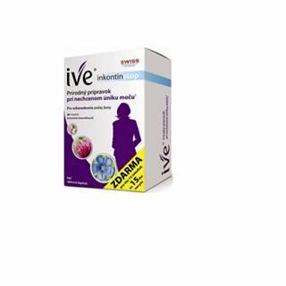 IVE inkontinstop 60+15 kapsúl