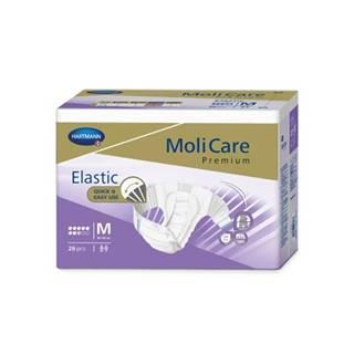 MoliCare Premium Elastic 8 kvapiek M plienkové nohavičky zalepovacie 26 ks