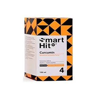 SmartHit IV Curcumin roztok 150 ml