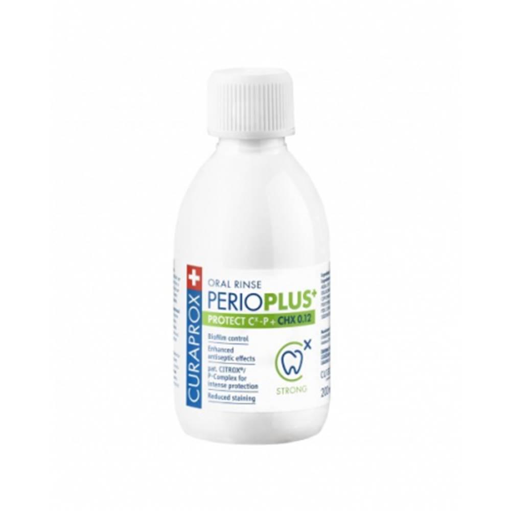 CURASEPT PERIO+ PROTECT 0,12 CHX ústna voda 200 ml