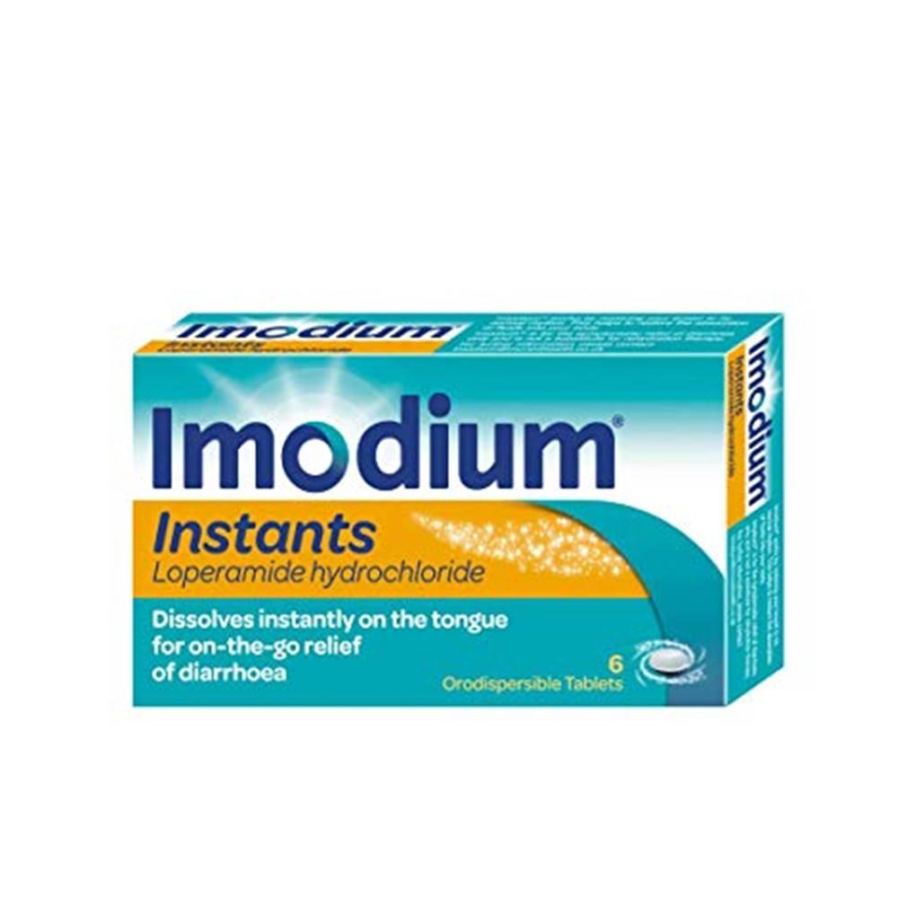 Imodium Instant 2 mg 6 tbl
