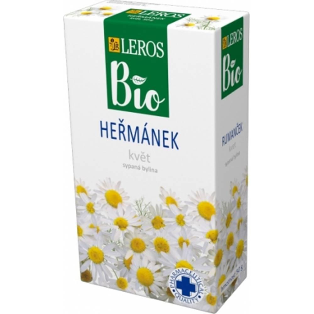 LEROS BIO RUMANČEK kvet sypaná bylina 1x50 g