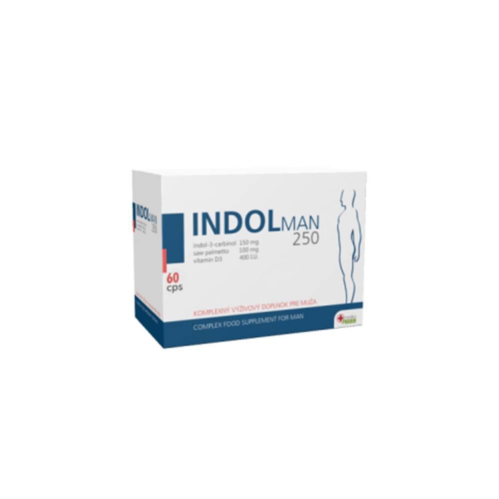 Medikapharm Indol man 250 60 cps
