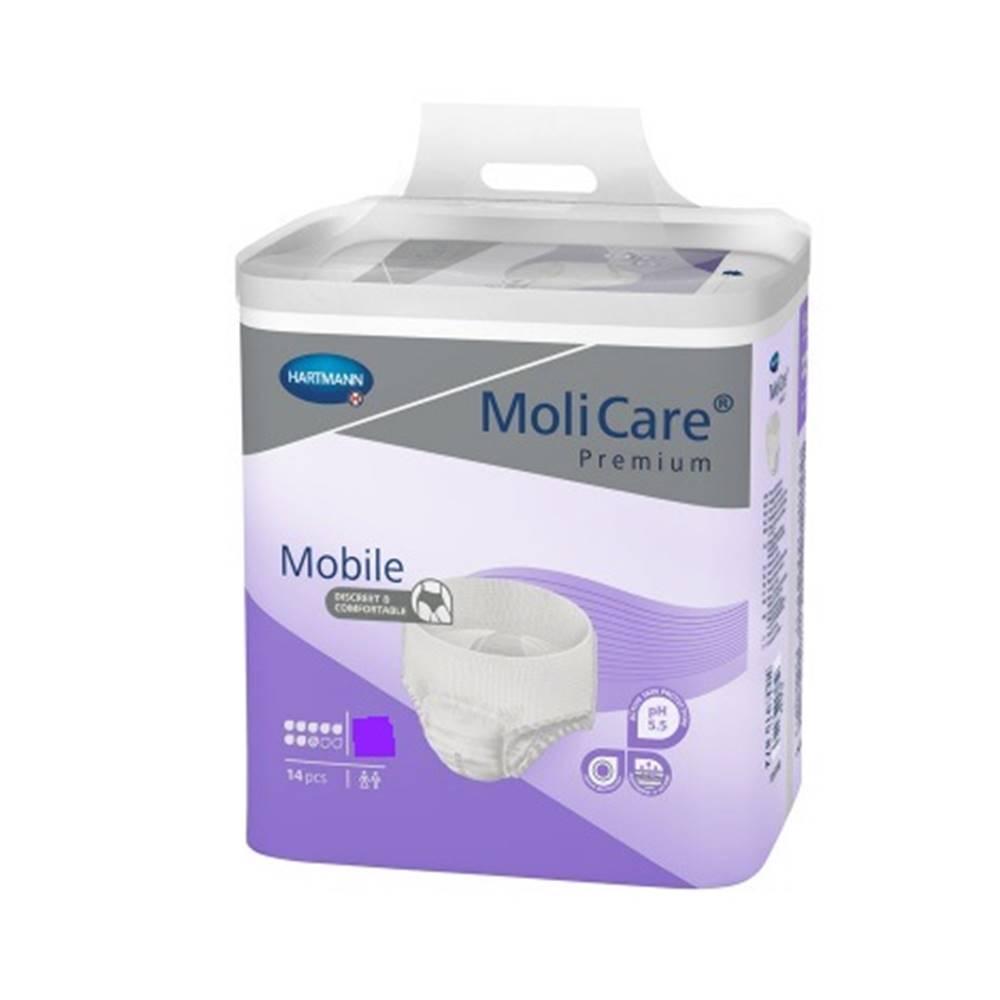 MoliCare Premium Mobile 8 kvapiek XL plienkové nohavičky naťahovacie 14 ks