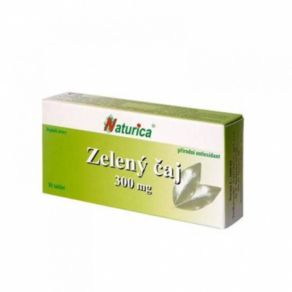 Naturica ZELENÝ ČAJ 300 mg 30 tbl