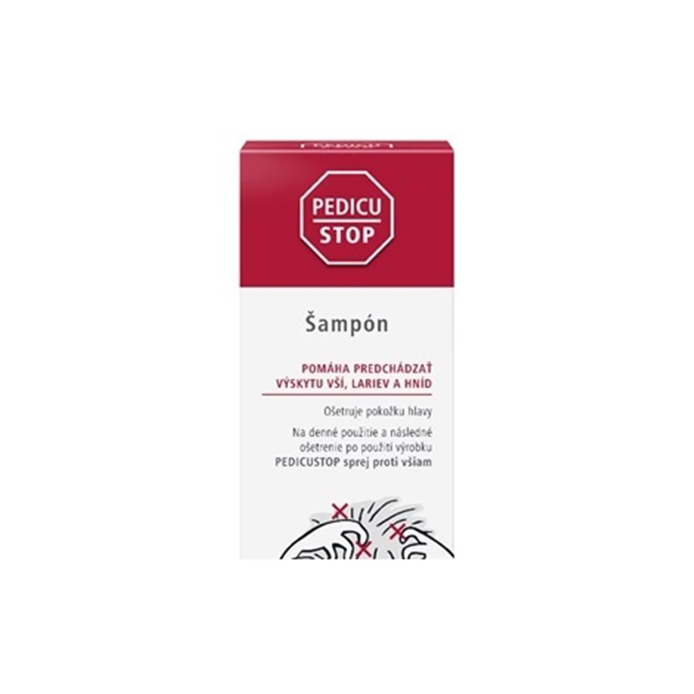 Pedicustop Šampón prevencia proti všiam 150 ml