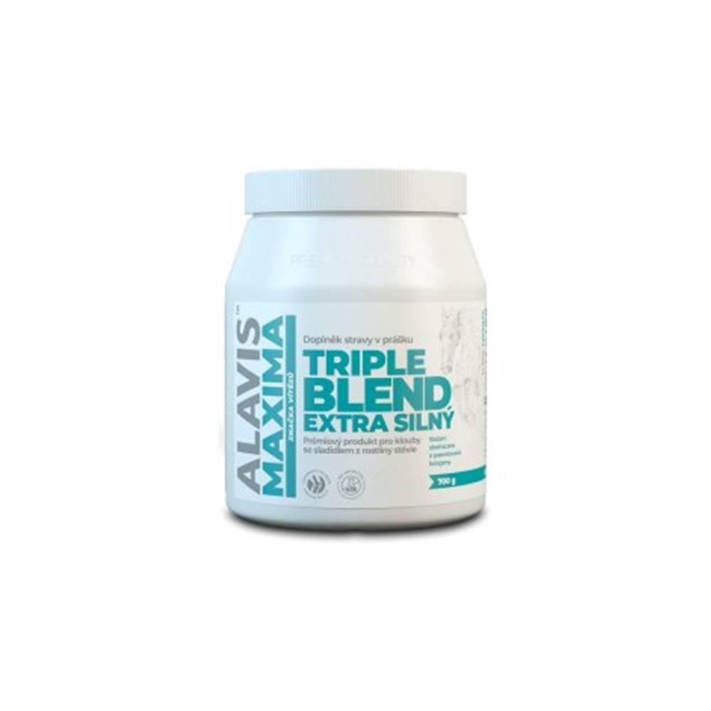 ALAVIS Maxima Triple Blend Extra Silný prášok 700 g