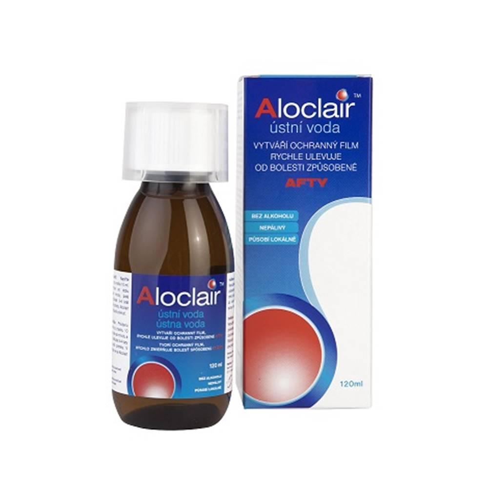 Aloclair ústna voda 120 ml