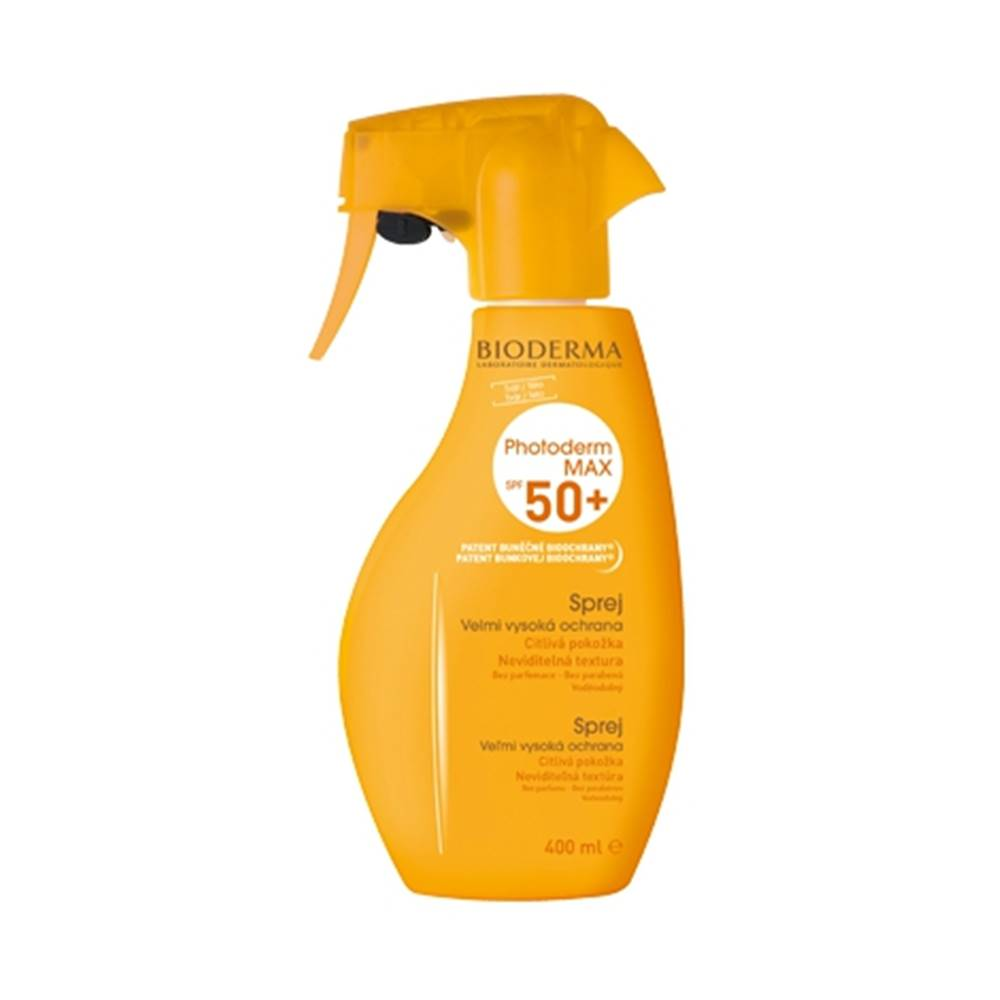 Bioderma Photoderm MAX Sprej SPF 50+ 400 ml