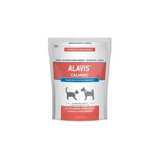 ALAVIS Calming mäkké tablety pre psy a mačky 30 tbl