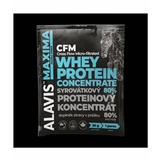 ALAVIS Maxima Srvátkový proteínový koncentrát 80% prášok 30 g