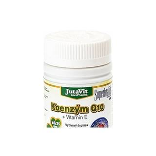 JutaVit Koenzým Q10 + Vitamín E 60 cps