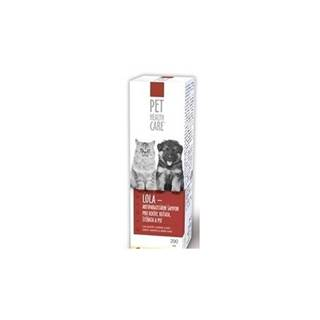 PET HEALTH CARE Lola antiparazitárny šampón 200 ml