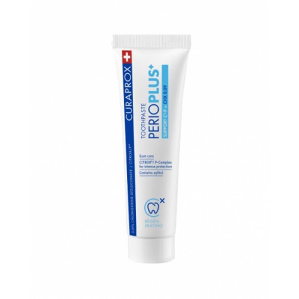 CURAPROX Perio Plus Support CHX 0,09 % zubná pasta 75 ml