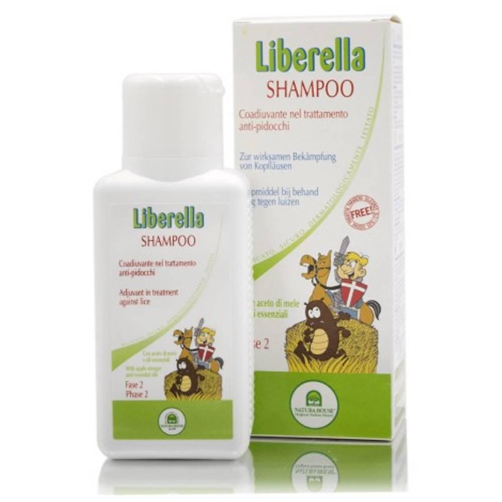 Liberella šampón doplňujúca starostlivosť pri zavšivavení 250 ml