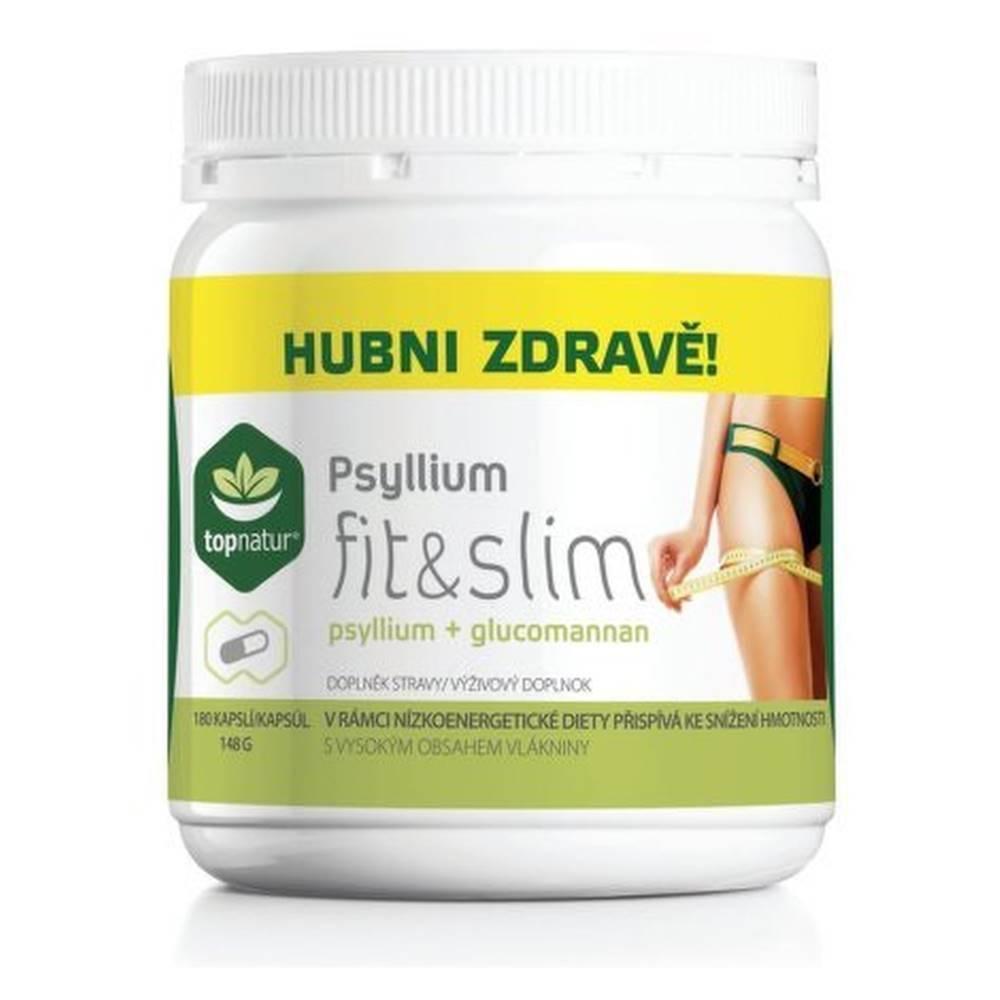 Psyllium fit & slim cps 180