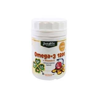 JutaVit Omega-3 1200 mg + Vitamín E 100 cps