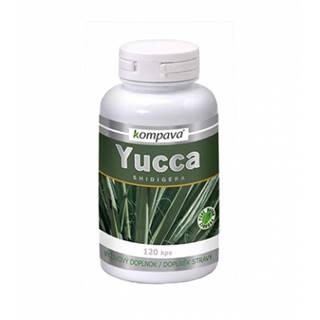 KOMPAVA Yucca Shidigera 120 cps