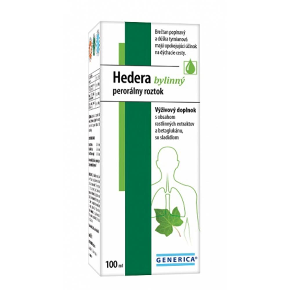 GENERICA Hedera bylinný per...