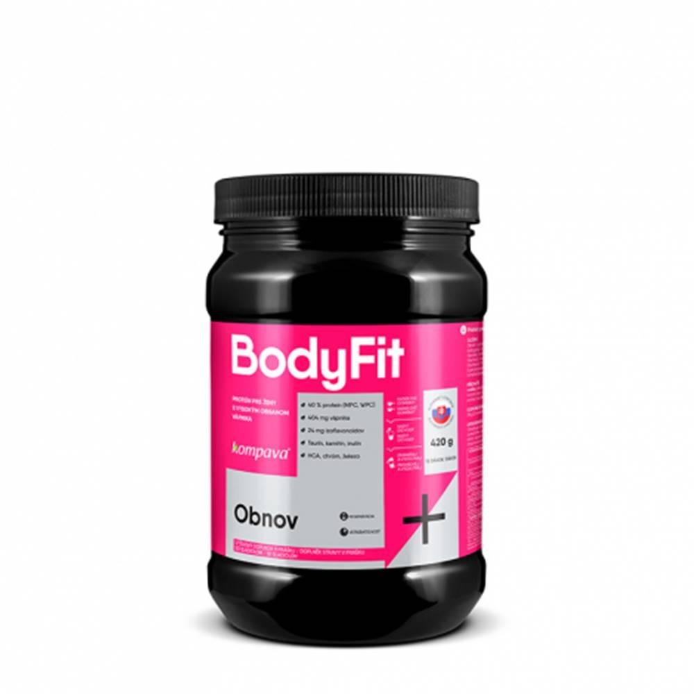 KOMPAVA BodyFit jahoda 15 dávok