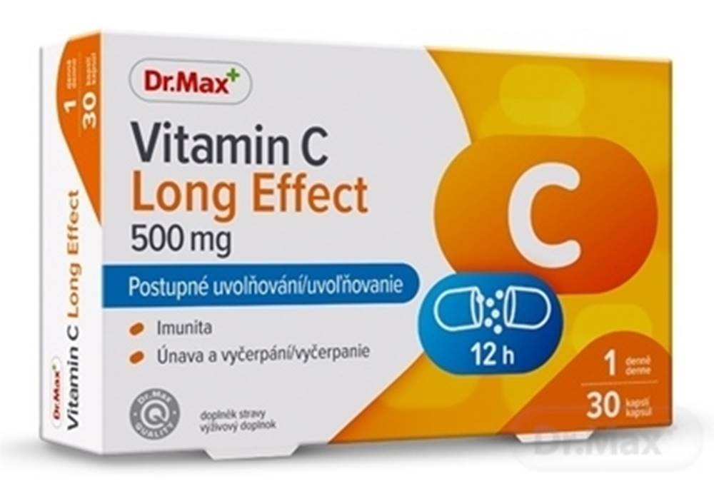 Dr.Max Dr.Max Vitamin C Long Effect 500 mg
