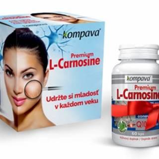 Kompava Premium l-carnosine + darček