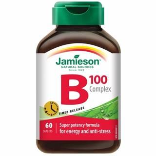 Jamieson B-komplex 100 mg s postupnÝm uvoĽŇovanÍm