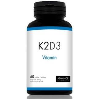 ADVANCE K2D3 Vitamín tbl 60