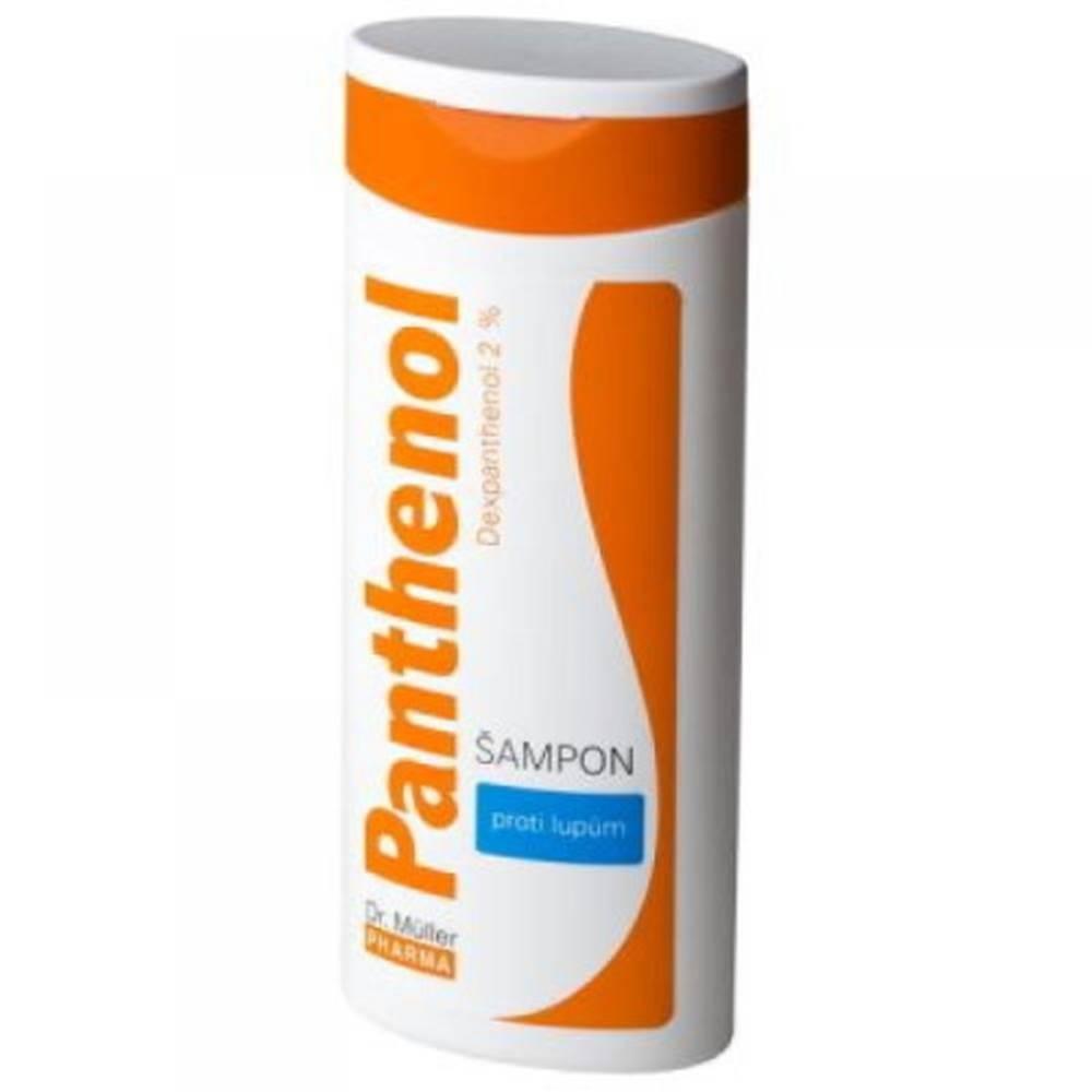 DR. MÜLLER DR. MÜLLER Panthenol šampón proti lupinám 250 ml