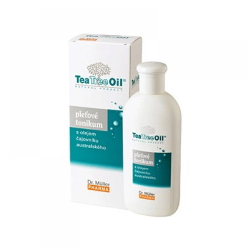 DR. MÜLLER Dr. Müller Tea Tree Oil PLEŤOVÉ TONIKUM 150ml