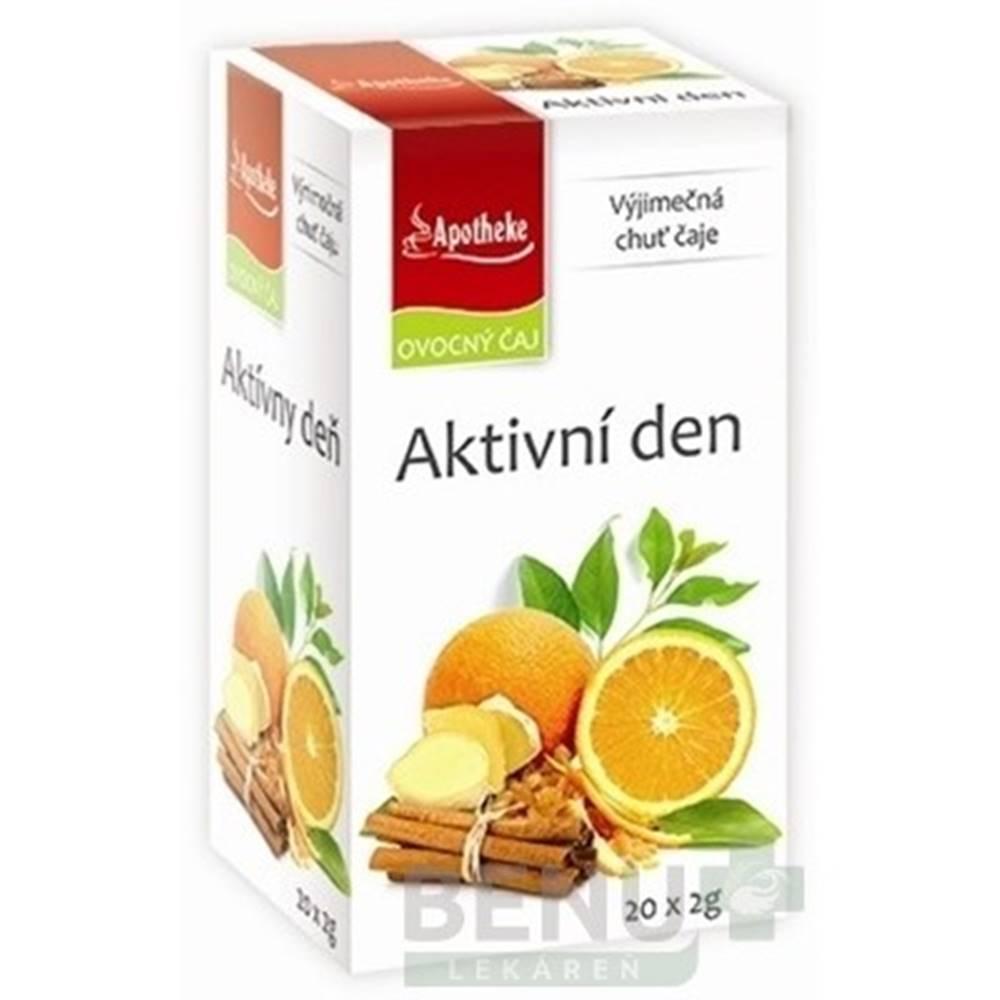 Apotheke APOTHEKE Premier selection čaj aktívny deň 20 x 2g