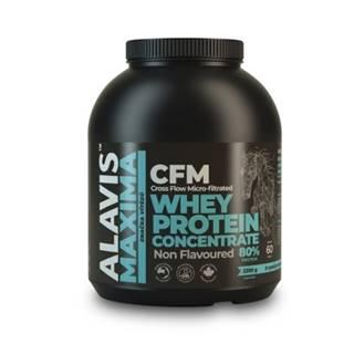 ALAVIS MAXIMA Srvátkový proteínový koncentrát 80% 1x2200 g