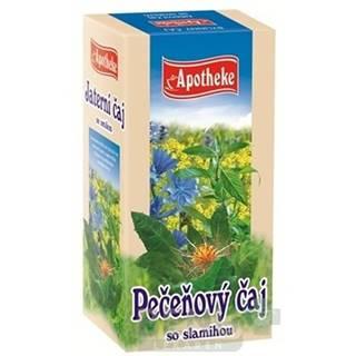 APOTHEKE Pečeňový čaj so slamihou 20 x 1,5 g