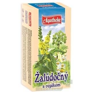 APOTHEKE Žalúdočný čaj s repíkom 20 x 1,5g