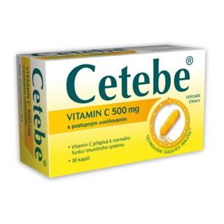 CETEBE 500 mg 30 tabliet
