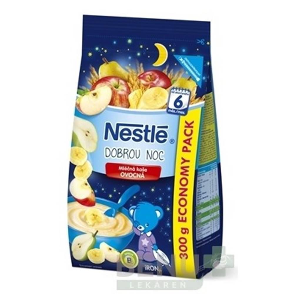 Nestlé Nestlé Mliečna kaša OVOCNÁ - Dobrú noc 1x300 g 300g