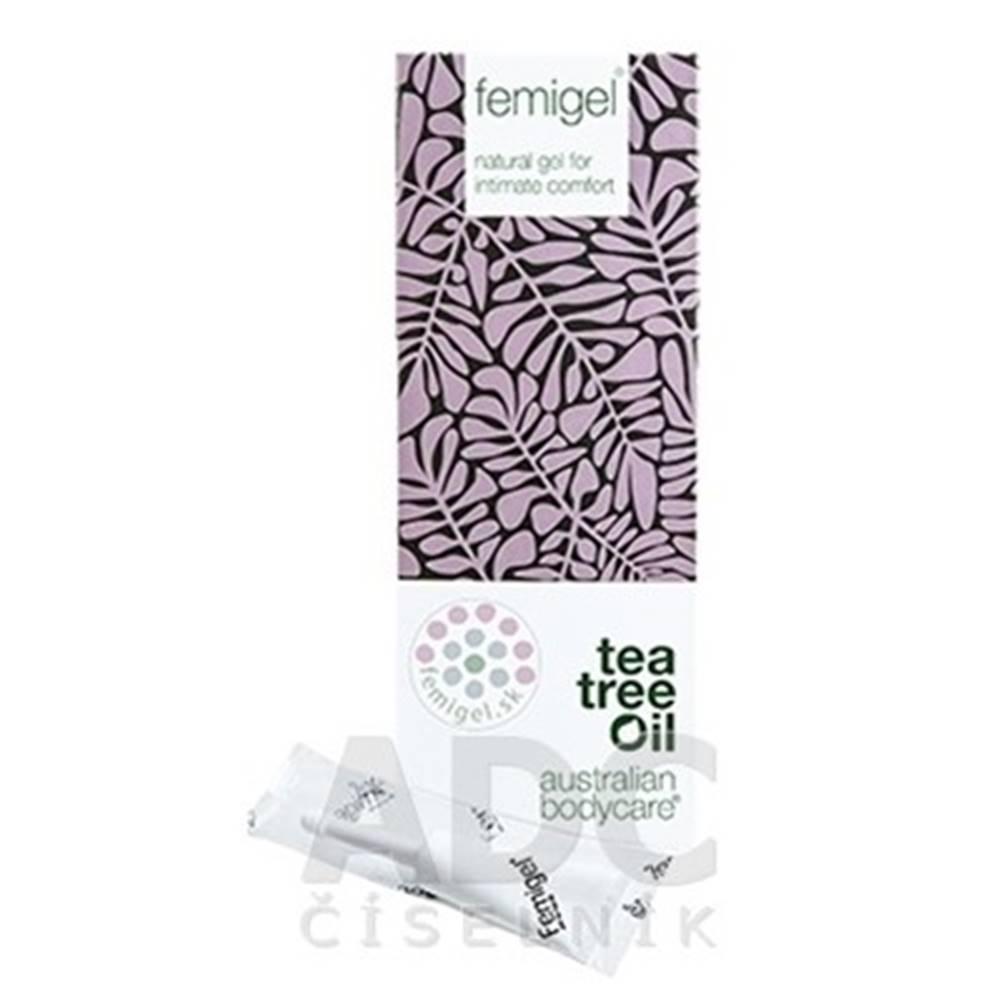 AUSTRALIAN BODYCARE ABC Tea Tree Oil FEMIGEL - Prírodný intímny gél 5x5 ml
