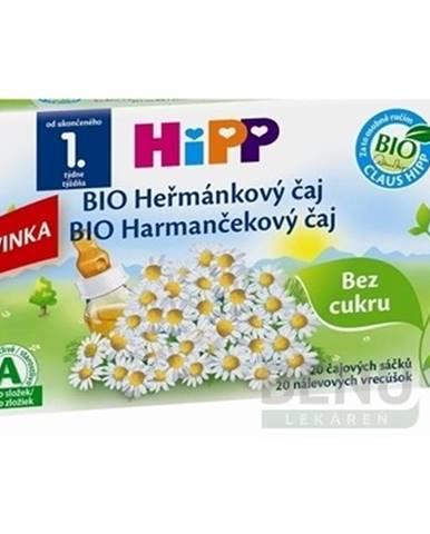 Čaje HiPP