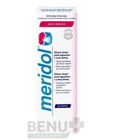 Zubné pasty Meridol